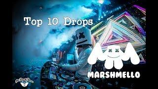 Download lagu Marshmello Top 10 Drops MP3