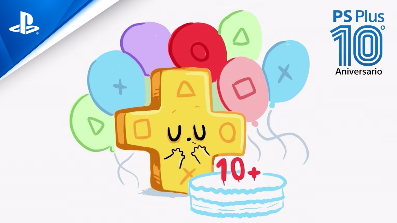 PlayStation Plus 10º Aniversario - Draw My Life en Español | PlayStation España