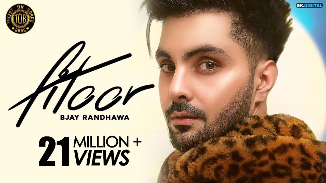 Fitoor : B Jay Randhawa (Official Video) Jaani   B Praak   Latest Punjabi Songs 2018   TOB Gang #1