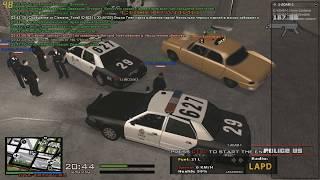 [LSPD] Полицейские будни на Trinity RP #10