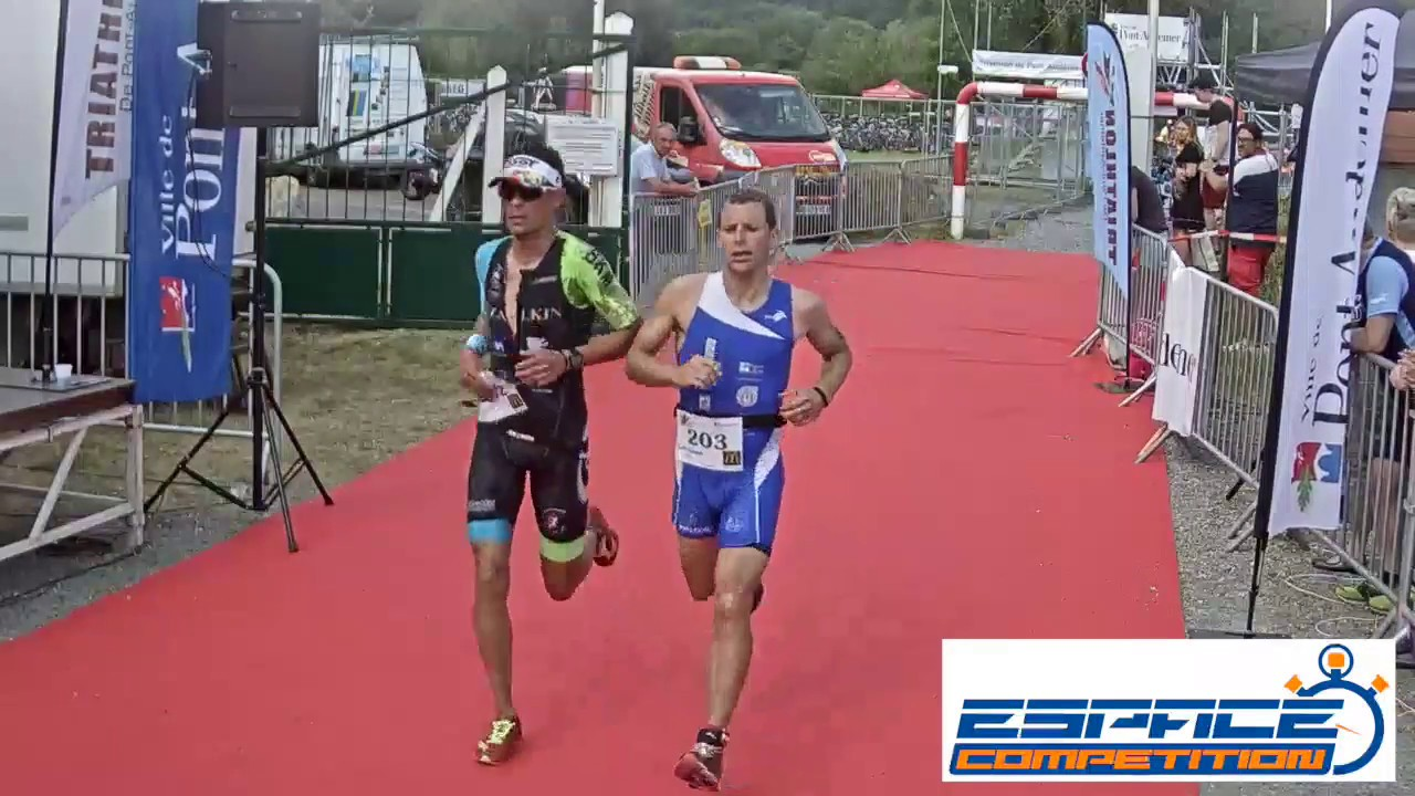 Triathlon De Pont Audemer M 2018 By Espace Competition
