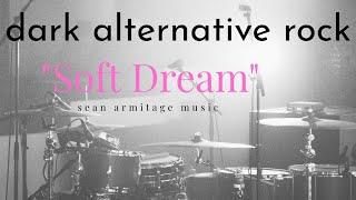 "Drumless Backing Track Dark Alternative Rock (58 BPM) ""Soft Dream"""