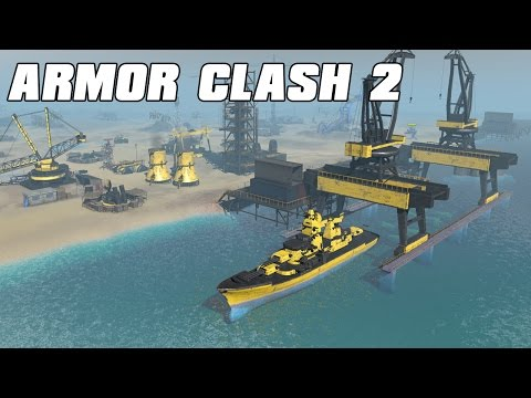 Armor Clash 2 - Modern Military RTS with Naval Warfare
