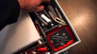 Imax X400 Twin Vs Skyrc 30a Power Supply In My Tool Box.