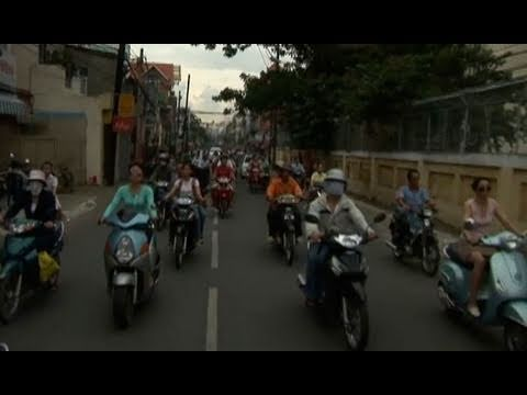 GlobeRiders Indochina Expedition - Trailer 3 (Saigon)
