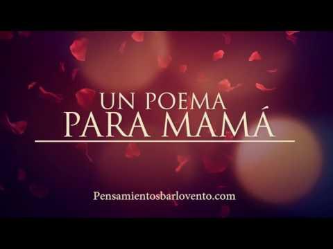 UN POEMA PARA MAMÁ de Iván Domínguez Acosta