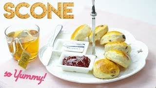 How to make light &amp fluffy English Scones   scone recipe   scones   how to make scones  high tea