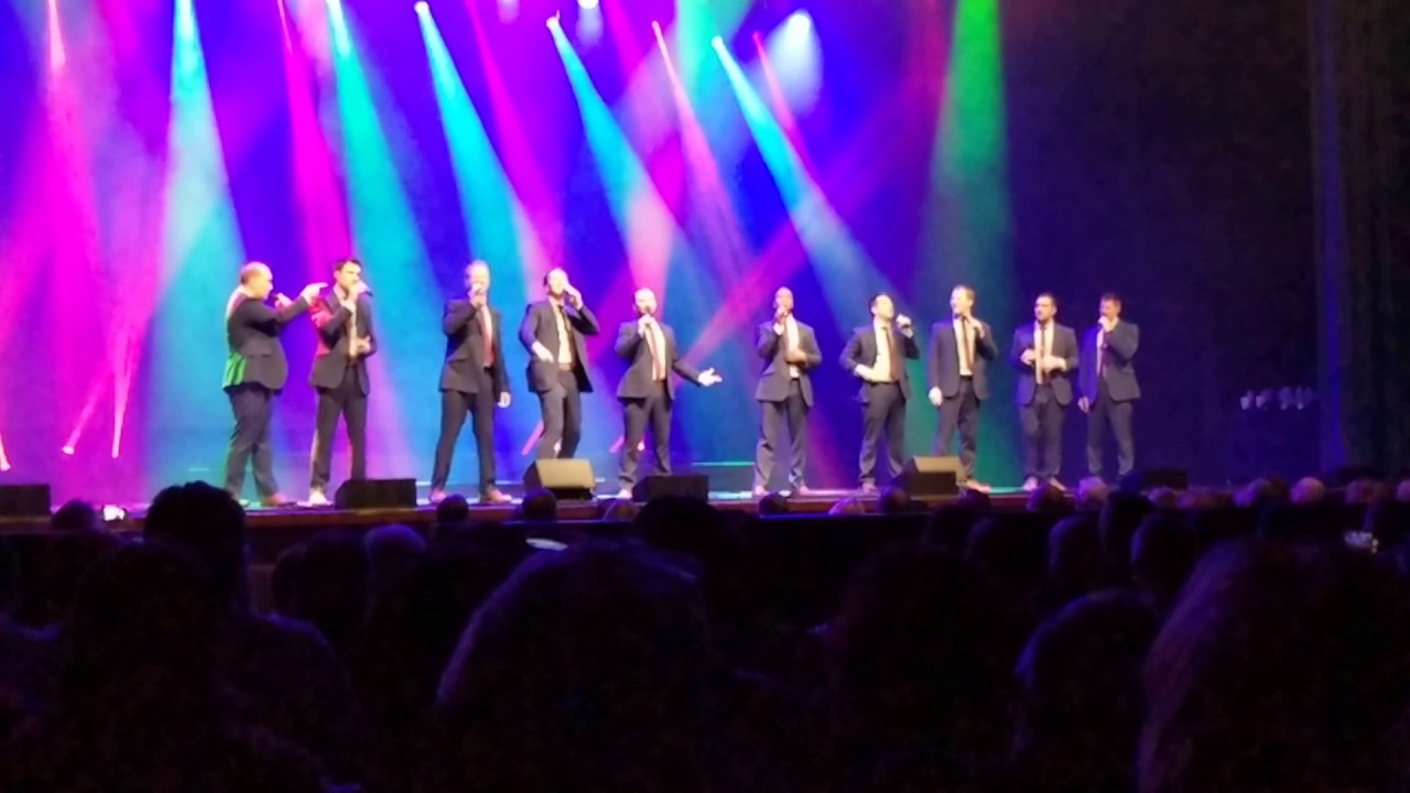 Straight No Chaser - 12 Days of Christmas (11.18.16) - YouTube