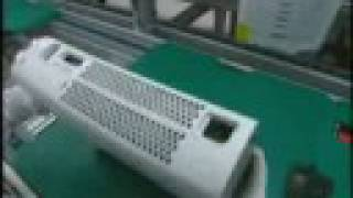 Xbox 360 Assembly Line/Manufacturing plant