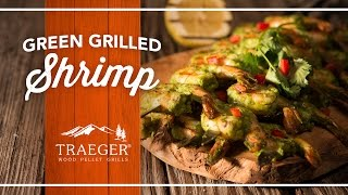 Healthy Grilled Shrimp Recipe By Traeger Grills