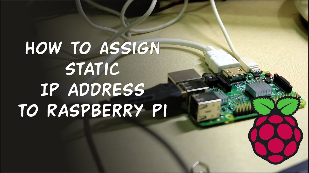 How to Assign Static IP Address to Raspberry Pi!