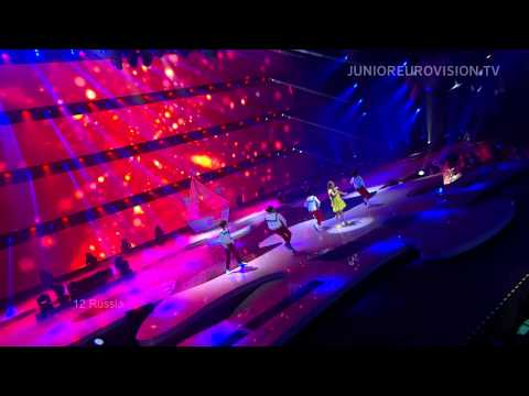 Dayana Kirillova - Dream on (Russia) - LIVE - Junior 2013