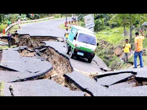 2013 EARTHQUAKE VIDEO BOHOL CEBU 7.2 Magnitude compilation f