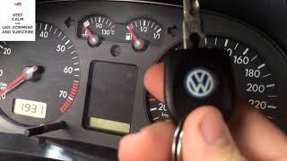 Resetare service INSP VW golf 4 - Service INSP VW Golf 4 - Serviceanzeige VW golf 4 zurückstellen
