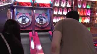 Round1 Arcade Vlogs: July 2015 pt2 - Classic Skee Ball