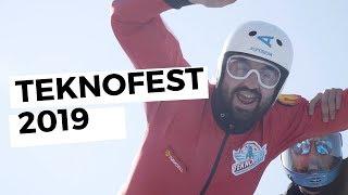 Teknofest 2019'u Geziyoruz!  Vlog Bölüm-1