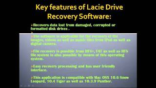 Lacie Drive Recovery Software Reviews