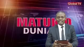 MATUKIO DUNIANI: Madaktari, Wauguzi Wagoma Kenya!