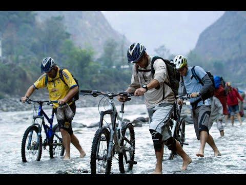 Nepal MTB Adventure Hans Rey, Wade Simons, Richie Schley