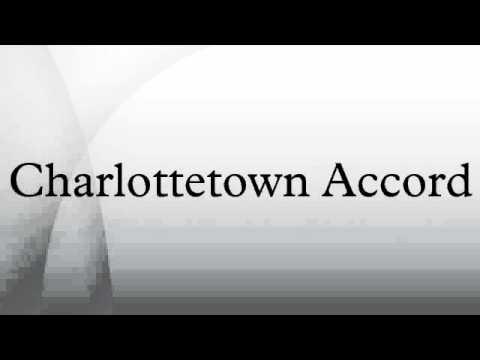 Charlottetown Accord