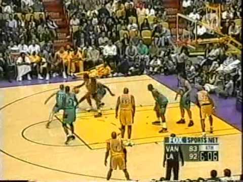 Top 10 NBA 1998 1999 vol 4