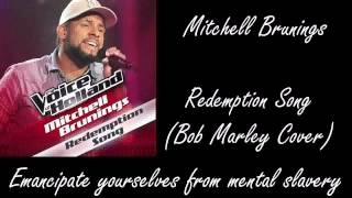 Mitchell Brunings - Redemption Song (On Screen Lyrics) HQ.mp3