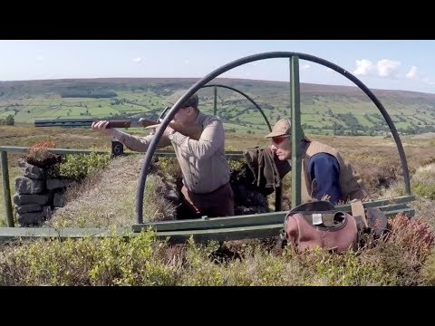 The Shooting Show - glorious grouse on Farndale moor