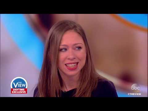 Chelsea Clinton On New Book