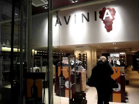 visite de la boutique de vins lavinia au cnit paris la d fense youtube. Black Bedroom Furniture Sets. Home Design Ideas