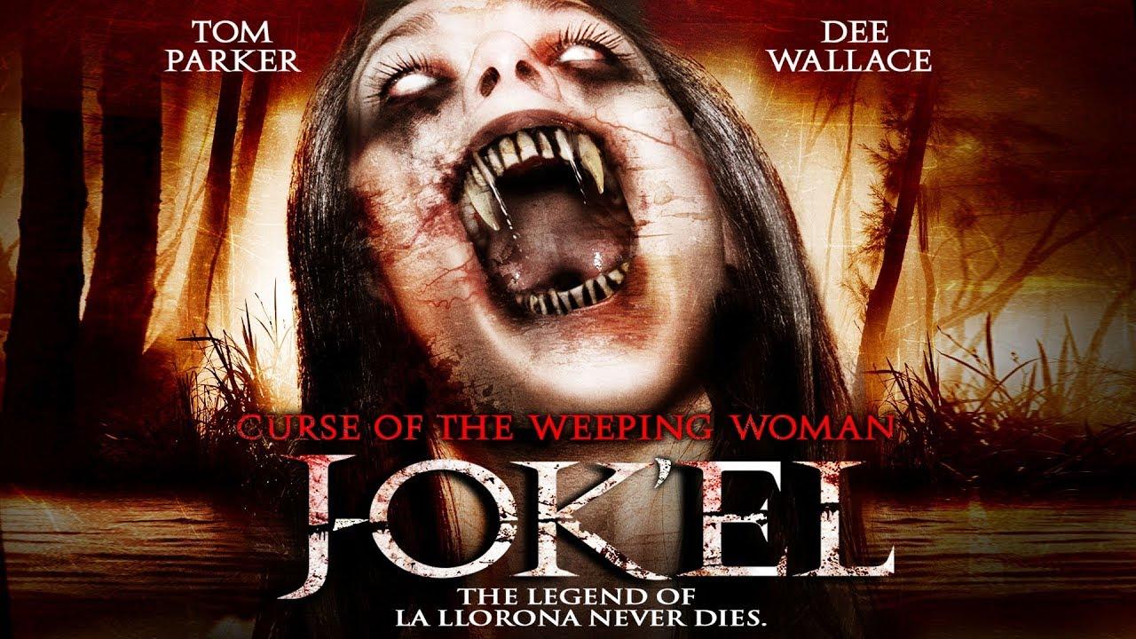 """Download The Legend of La Llorona - """"Curse Of The Weeping Woman: J-ok'el"""" - Full Free Maverick Movie!!"""