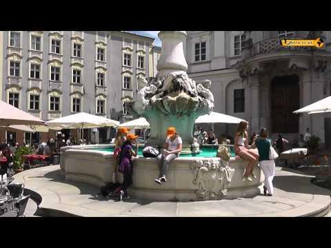 Schönheiten von Passau an Donau Inn und Ilz in  Bayern
