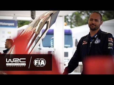 WRC - Vodafone Rally de Portugal 2016: Mechanics & Engineers
