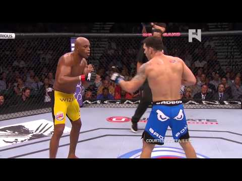 Looking at UFC 168: Chris Weidman . Anderson Silva 2 on MMA ...