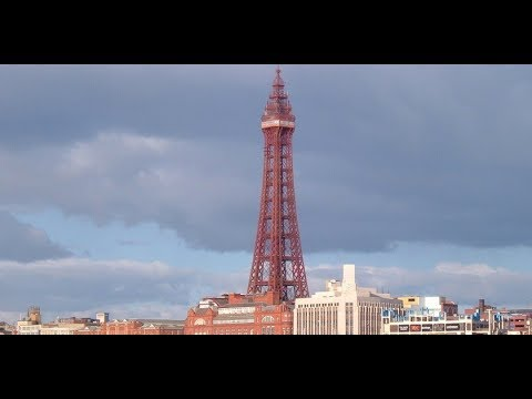 Blackpool Attractions Vlog Sepetember 2018