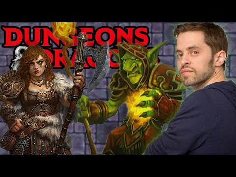 DON'T GO INTO THE MINE! - Dungeons And Dragons