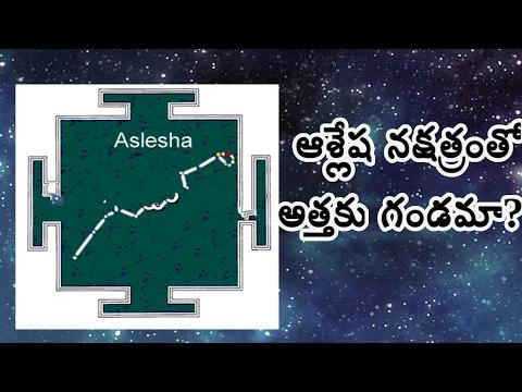 ఆశ్లేష నక్షత్రంతో అత్తకు గండమా? || Aslesha Nakshatram tho Attaku Gandamaa? || Joshi