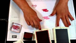 The Basics of Rubber Stamping and Ink - Laura's Stamp Pad