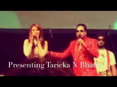 TARICKA N BHATIA'S SHOW REEL