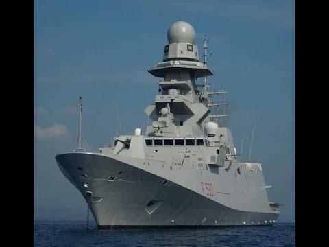 Egypt's Maritime Fleet, the stealth frigate، مصر تمتلك أقوي سلاح بحري 2021