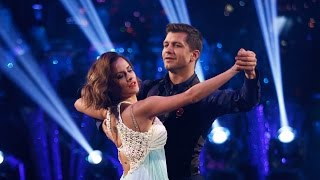 Caroline Flack & Pasha Kovalev Waltz to 'Three Times a Lady' - Strictly Come Dancing: 2014 - BBC One
