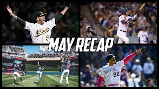 MLB | May Recap