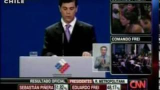 Sebastián Piñera Elegido Presidente de Chile
