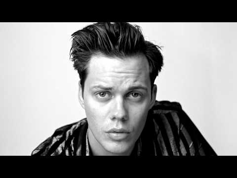 Bill Skarsgård for Esquire Singapore: Watch the behind-the-scenes video of the September cover shoot