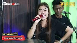 lagu sing lagi virall!!!Menusa Ghibah - Anik Arnika SABAR 30 April