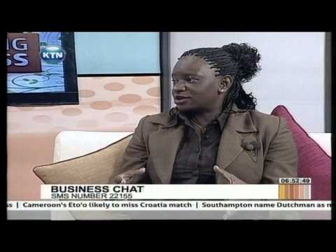 Business Chat with Fiona Songa of Telecommunications Service Providers of Kenya
