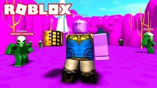 ULTIMA ZONA CON THANOS!!! 💥 Roblox Superhero Simulator