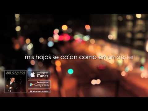 Ya Estoy Aquí - Luis Campos [Audio Oficial]