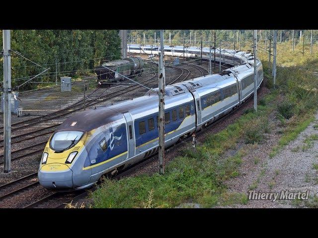 Eurostar Velaro e320 - Rame n° 4027/28