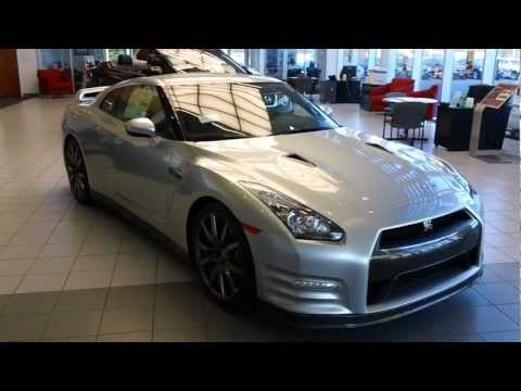 2013 Nissan GTR Review Maryland Nissan Dealer Sale