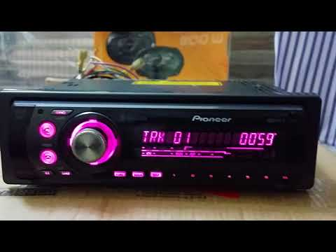Pioneer Deh-p55Bt Bluetooth lu cd çalar